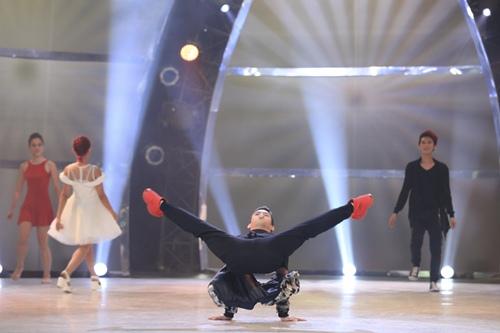 Nữ vũ công đầu tiên giành giải thưởng 500 triệu đồng - 7