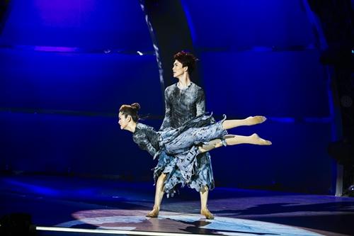 Nữ vũ công đầu tiên giành giải thưởng 500 triệu đồng - 9