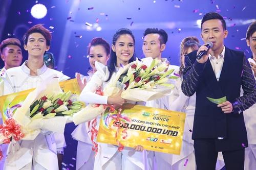 Nữ vũ công đầu tiên giành giải thưởng 500 triệu đồng - 15