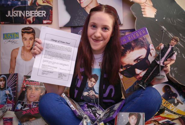 Choáng với fan cuồng nhất thế giới của Justin Bieber - 1
