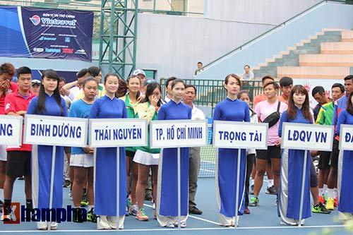 Đi tìm đồng đội của Hoàng Nam, Hoàng Thiên tại Davis Cup - 1