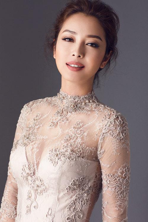 Jennifer Phạm khoe eo thon với đầm ôm sát gợi cảm - 7