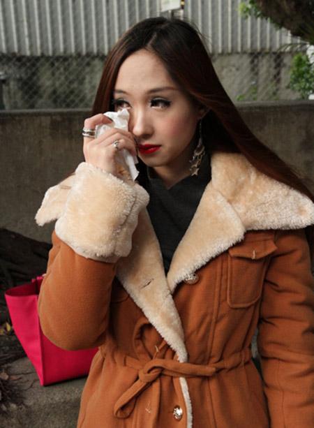 Mẫu 9x gợi cảm nhất Hong Kong tự tử vì ảnh khỏa thân - 1