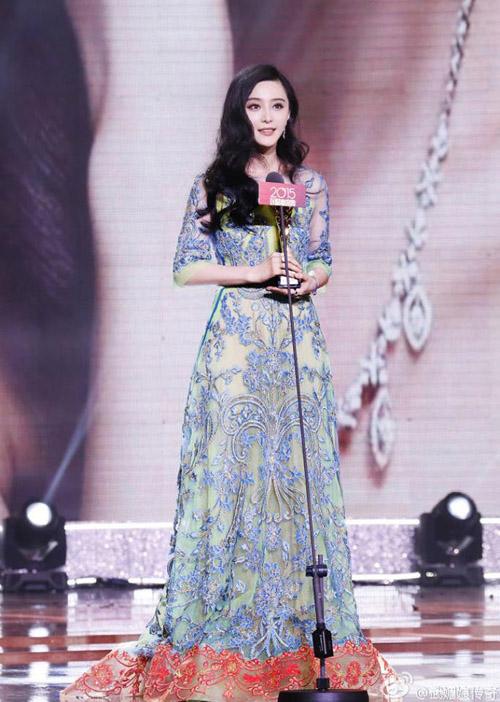 Phạm Băng Băng bị phản đối là nữ diễn viên xuất sắc - 1