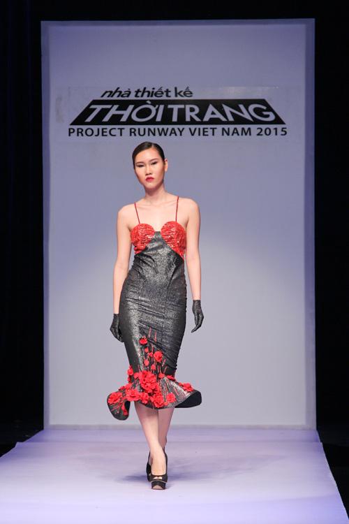 Nhà thiết kế Việt Nam 2015 loại đúp ngay tập đầu tiên - 12