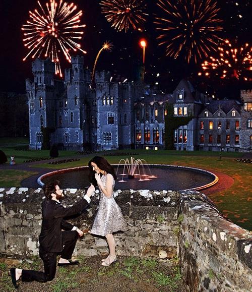 Đám cưới Giáng sinh đẹp mộng mơ như xứ cổ tích - 10