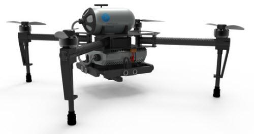 Pin nhiên liệu hydro sẽ giúp drone bay được nhiều giờ - 1