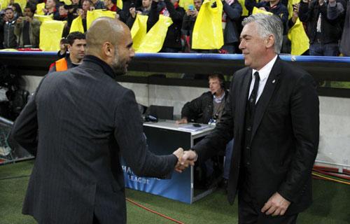 """CHÍNH THỨC: Ancelotti sẽ """"kế nhiệm"""" Guardiola - 1"""
