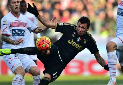 Carpi - Juventus: Rượt đuổi kịch tính - 1
