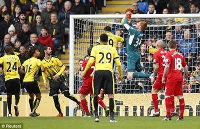 Chi tiết Watford - Liverpool: Chấm dứt hi vọng (KT) - 3
