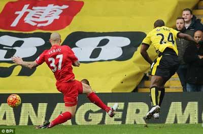 Chi tiết Watford - Liverpool: Chấm dứt hi vọng (KT) - 4