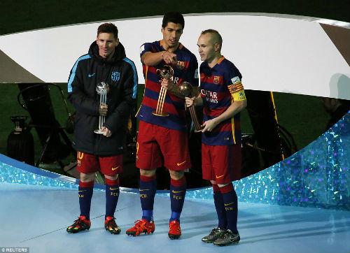 """Lập đại công giúp Barca """"ăn 5"""", Suarez vẫn khiêm tốn - 2"""