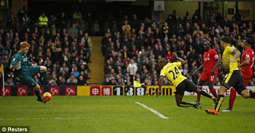 video watford vs liverpool - 1