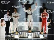 Thể thao - F1 - Nhìn lại mùa giải: Phần 10: Cái kết có hậu cho Nico Rosberg