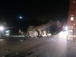 An ninh Xã hội - Lái ô tô X5 tông thẳng xe CSGT, 1 chiến sĩ nhập viện