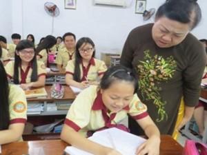 Giáo dục - du học - Học sinh hào hứng với đề thi mở