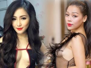 Thời trang - Loạt váy áo gây tranh cãi vì quá gợi cảm của sao Việt