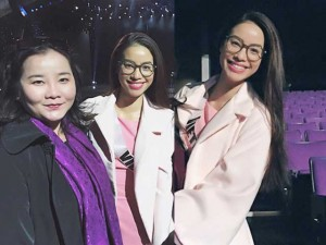 Thời trang - Phạm Hương sụt cân nhiều trước đêm chung kết HHHV