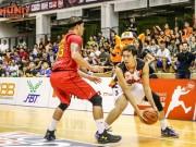 """Thể thao - CLB bóng rổ Việt Nam lại """"vùi dập"""" đối thủ Thái Lan"""