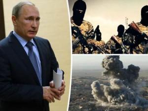 """Vũ khí """"ẩn mặt"""" giúp quân đội Nga đánh IS hiệu quả"""