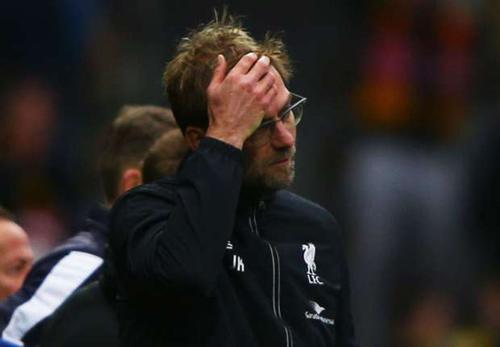 Thua thảm, HLV Kloop trách Liverpool đá như mất hồn - 1