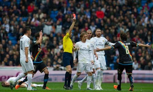 """Trận Real Madrid - Vallecano bị nghi có """"mùi"""" - 1"""