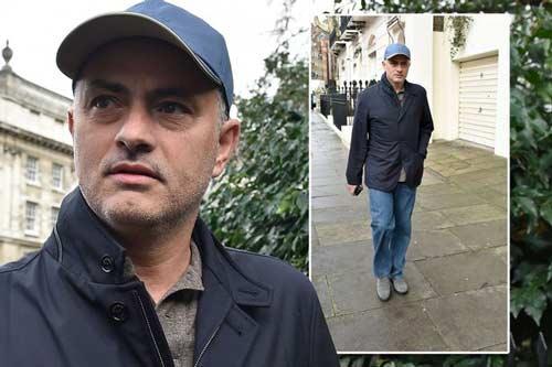 Mourinho vẫn ở lại Anh: Chờ lấy ghế đồng nghiệp nào? - 1