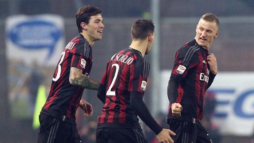 Frosinone - Milan: Trận cầu sôi động - 1