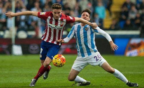 """Malaga - Atletico: Trả giá vì """"đồ tể"""" - 1"""