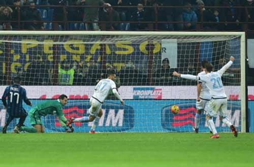 Inter Milan - Lazio: Cơn địa chấn - 1