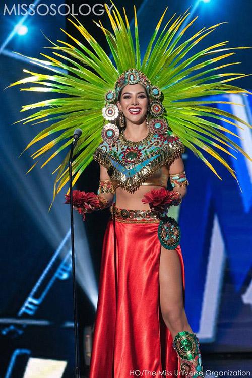 Tân hoa hậu Hoàn vũ thế giới ngỡ ngàng khi đăng quang - 49
