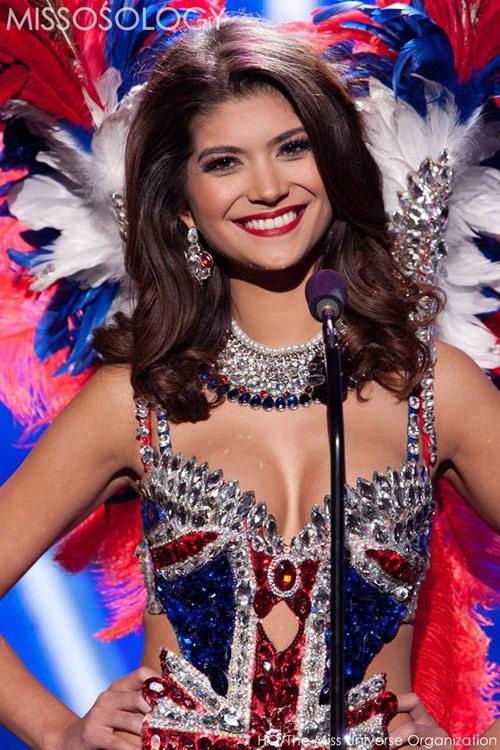 Tân hoa hậu Hoàn vũ thế giới ngỡ ngàng khi đăng quang - 48