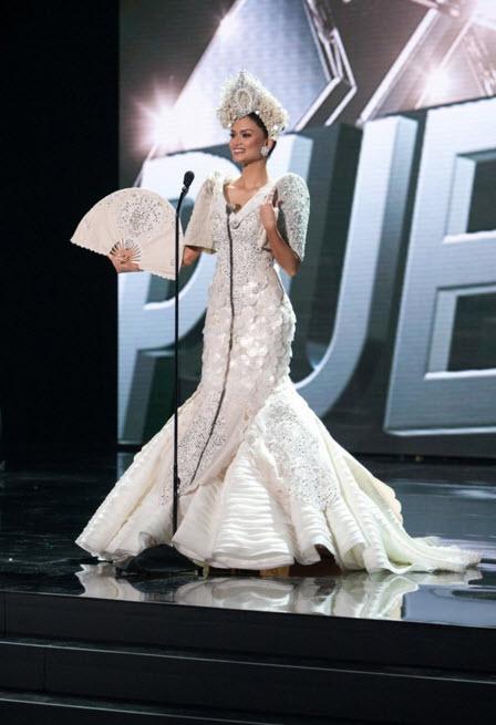 Tân hoa hậu Hoàn vũ thế giới ngỡ ngàng khi đăng quang - 50