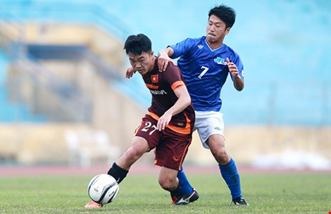 Đội U-23 Việt Nam: Canh bạc mới của HLV Miura - 1