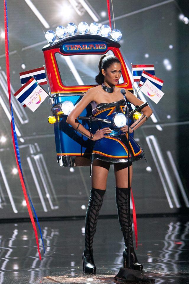 Tân hoa hậu Hoàn vũ thế giới ngỡ ngàng khi đăng quang - 35