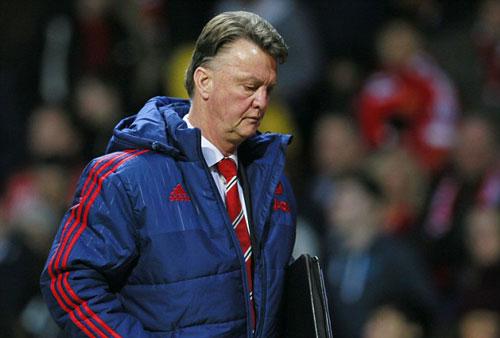 """Van Gaal: """"Mourinho sẽ thay thế tôi dẫn dắt M.U"""" - 2"""
