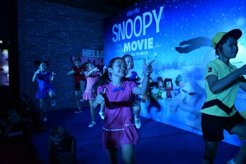 BIDV MetLife đồng hành cùng phim hoạt hình 3D Snoopy tại Việt Nam - 1