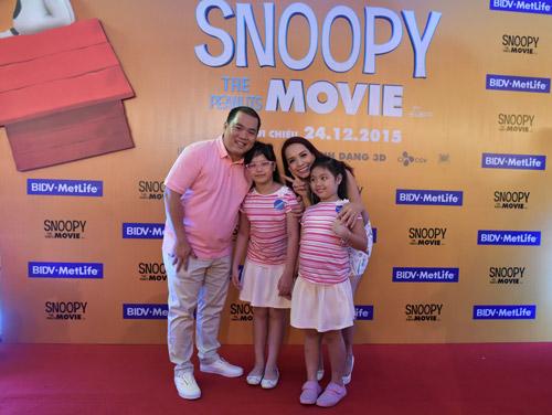 BIDV MetLife đồng hành cùng phim hoạt hình 3D Snoopy tại Việt Nam - 2