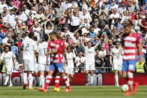 Real lập kỷ lục ghi bàn: Vallecano chưa tệ bằng Barca - 2