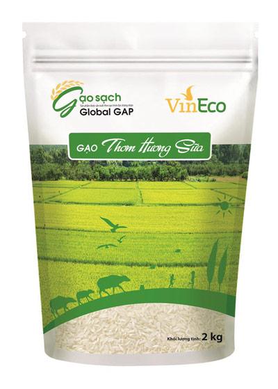 Vineco hợp tác với Trung An ra mắt sản phẩm gạo sạch - 5