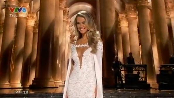 Tân hoa hậu Hoàn vũ thế giới ngỡ ngàng khi đăng quang - 22