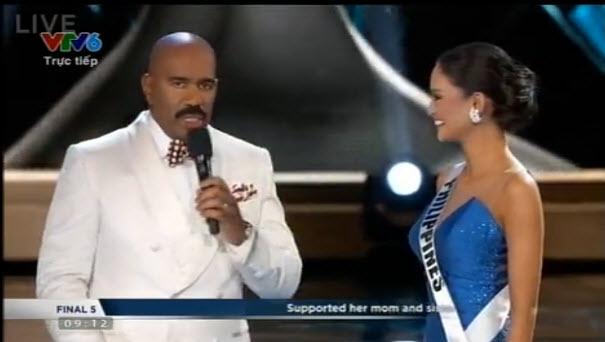 Tân hoa hậu Hoàn vũ thế giới ngỡ ngàng khi đăng quang - 14