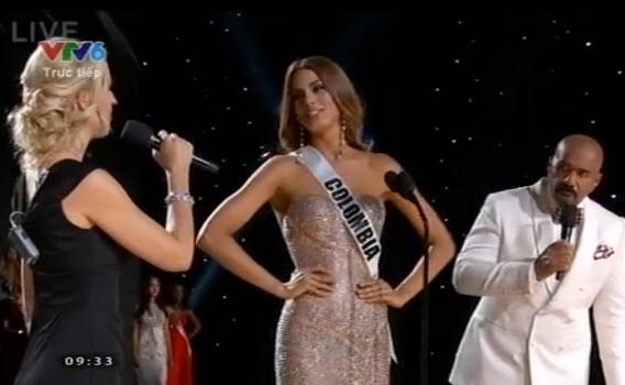 Tân hoa hậu Hoàn vũ thế giới ngỡ ngàng khi đăng quang - 12