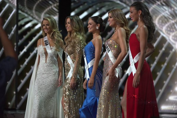 Tân hoa hậu Hoàn vũ thế giới ngỡ ngàng khi đăng quang - 18