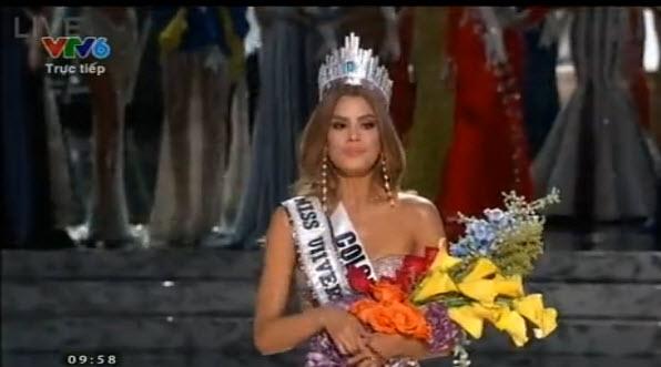 Tân hoa hậu Hoàn vũ thế giới ngỡ ngàng khi đăng quang - 8