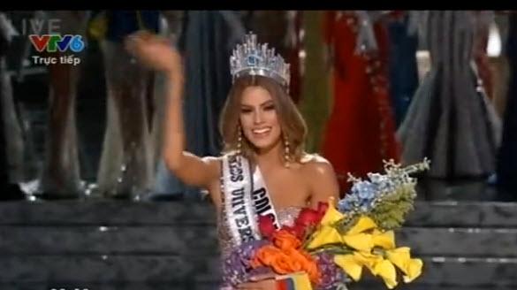 Tân hoa hậu Hoàn vũ thế giới ngỡ ngàng khi đăng quang - 7