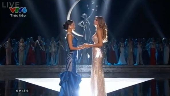 Tân hoa hậu Hoàn vũ thế giới ngỡ ngàng khi đăng quang - 9