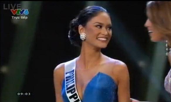 chung kết Hoa hậu Hoàn vũ 2015 - 4