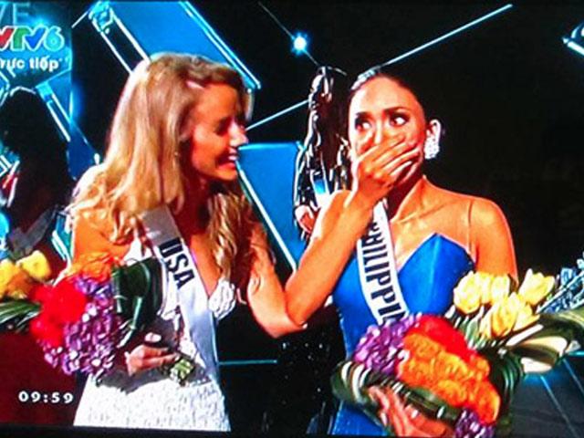 Tân hoa hậu Hoàn vũ thế giới ngỡ ngàng khi đăng quang - 5