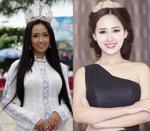 Hành trình 'vịt hóa thiên nga' của bộ tứ Hoa hậu Việt - 6